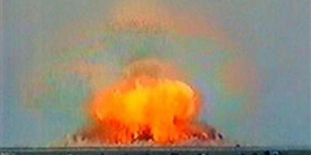 """Российская авиационная вакуумная бомба повышенной мощности, """"Папа всех бомб"""""""