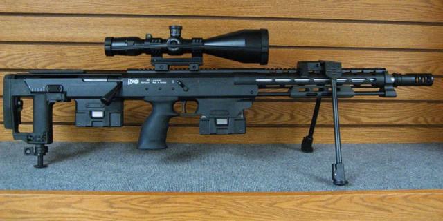 Снайперская винтовка DSR-50