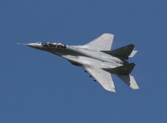 Россия поставит Египту 50 истребителей МиГ-29
