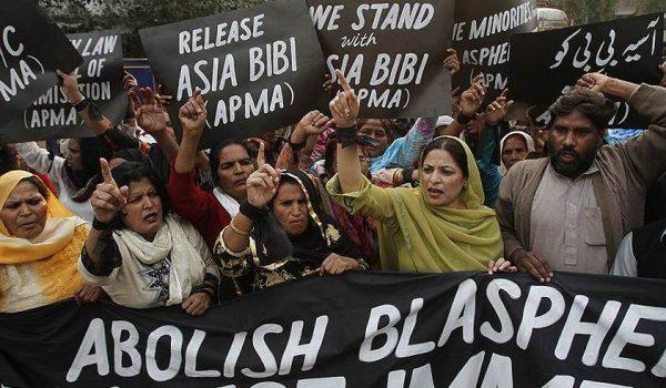 Приговор Асие Биби не был пересмотрен несмотря на демонстрации и выступления видных политических и религиозных деятелей в ее защиту