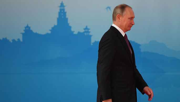 Путин подумывает баллотироваться в президенты от «Единой России»