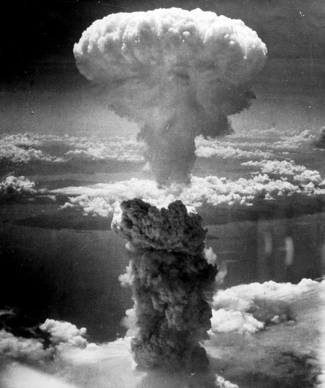 Атомная бомба — теперь в Японии?