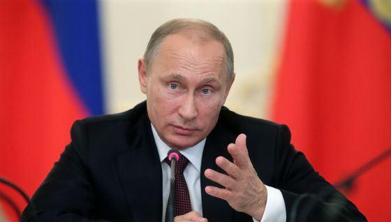 За что Путин поймал укропов
