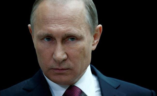 The Washington Post нападает на Владимира Путина