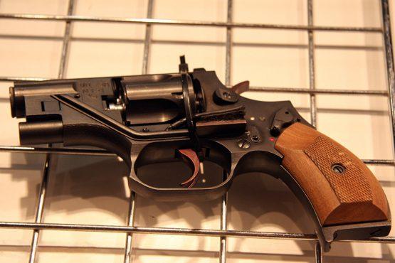 Револьвер ОЦ-38