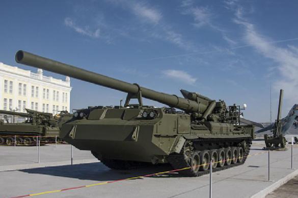 Российская армия получила партию гигантских ядерных минометов