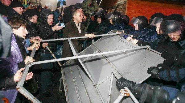 Хроники раскола: какой была бы Украина без разгона студенческого «евромайдана»