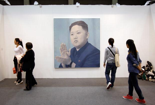 Северная Корея научилась торговать диктаторами