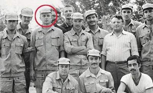 Александр Потеев. Фото: архив ФСБ