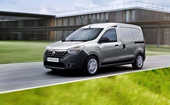 Автомобиль Renault Dokker Van