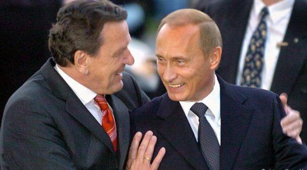 Вернет ли Путин во власть Берлускони и Шредера