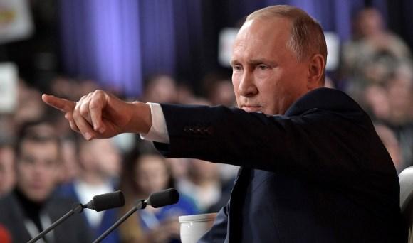 Владимир Путин определил приоритеты на выборный год
