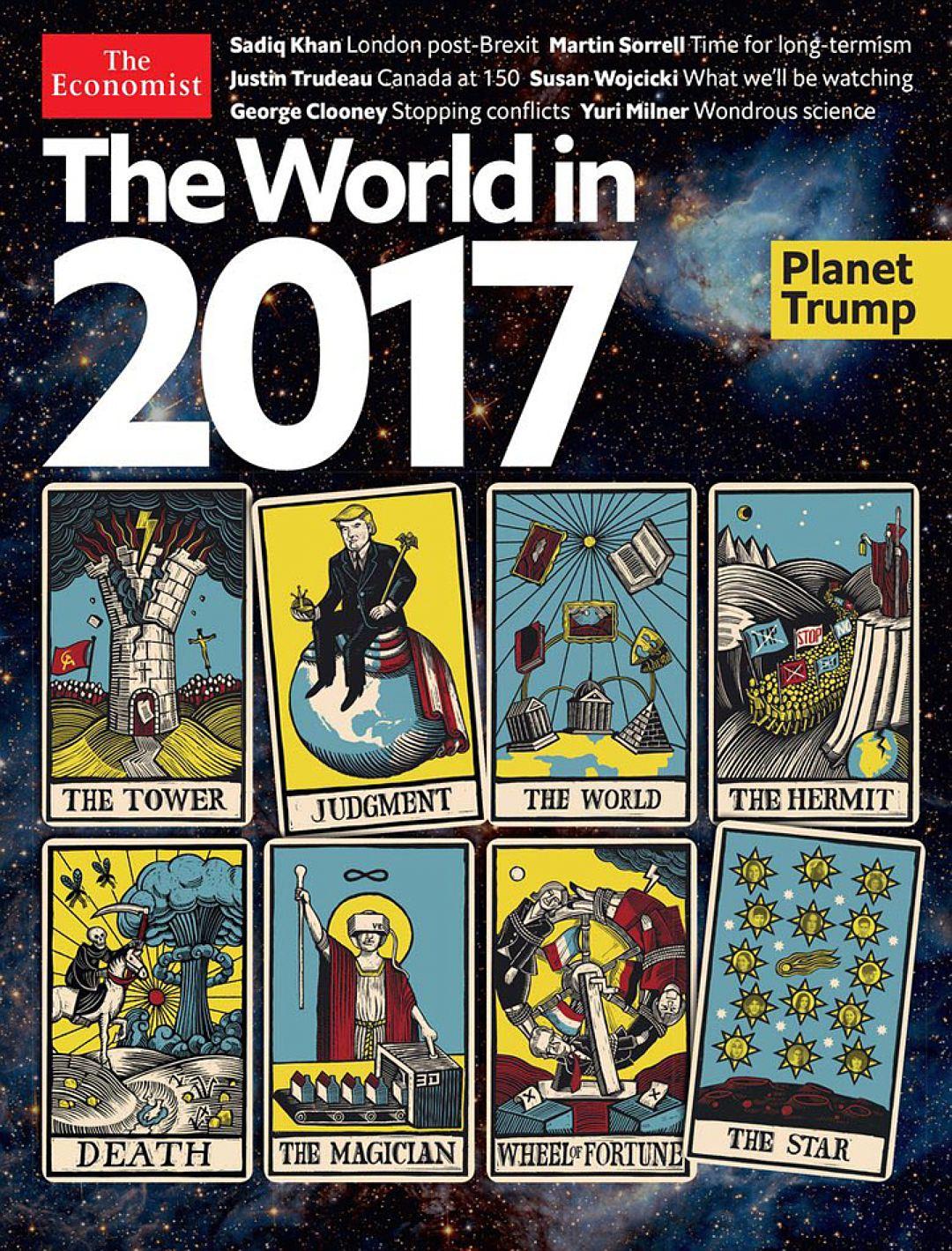 Какие пророчества Ротшильдов сбылись в 2017 году