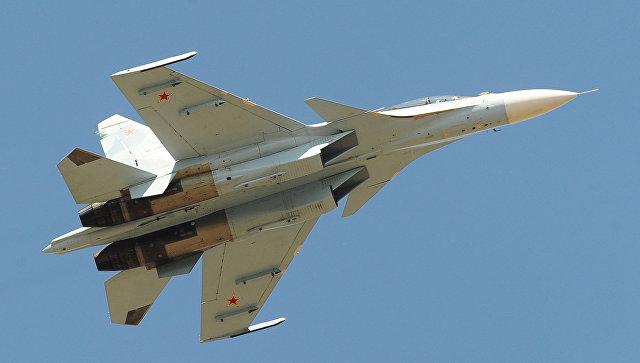 Су-30СМ станет основным самолетом морской авиации ВМФ России