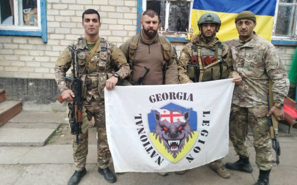 Второй слева — Мамука Мамулашвили, крайний справа — Звияд Маисурадзе. Фото: © facebook.com/sulikitxe