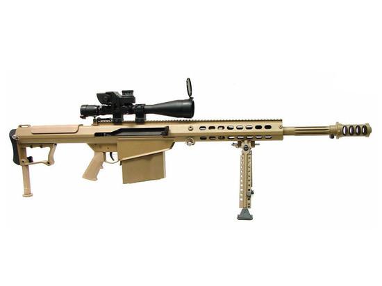 M107A1 Barret